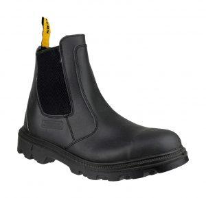 Amblers Safety Boots FS129 (Black)