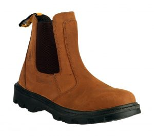 Amblers Safety Boots FS131 (Brown Greasy)