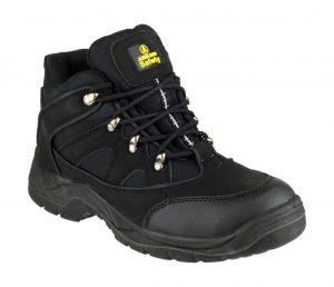 Amblers Safety Boots FS151 (Black)