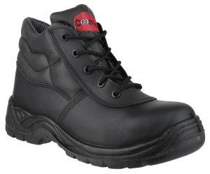 Centek Safety Boots FS30C (Black)