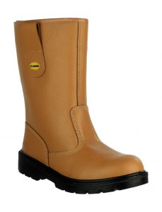 Centek Safety Boots FS334 (Tan)