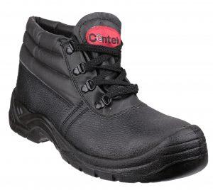 Centek Safety Boots FS83 (Black)