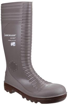 Dunlop Acifort Concrete Safety Wellingtons