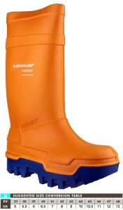 Dunlop Purofort Thermo Full Safety Wellingtons