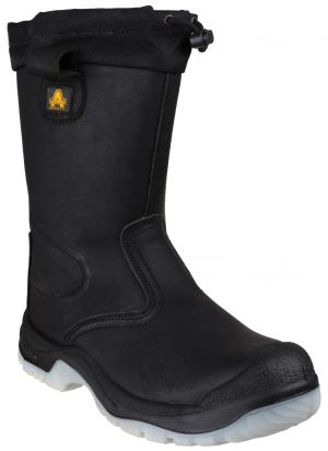 Amblers Safety Boots FS209 (Black)
