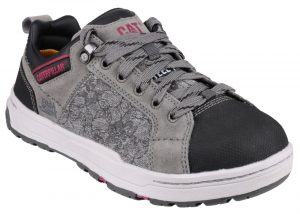 Caterpillar Brode Canvas Women's Safety Shoes