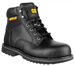 Caterpillar Safety Boots Electric Hi (Black)