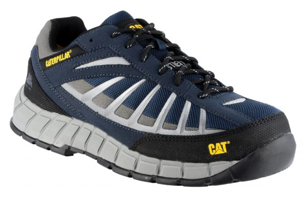Caterpillar Infrastructure Safety Shoes (Navy)