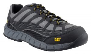 Caterpillar Streamline Safety Shoes (Charcoal)