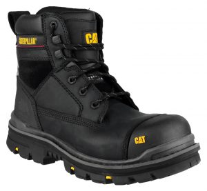 Caterpillar Safety Boots Gravel 2 (Black)