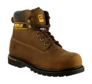 Caterpillar Safety Boots Holton S3 (Brown)