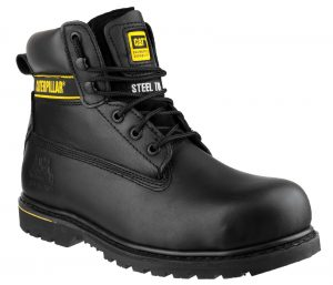 Caterpillar Safety Boots Holton SB (Black)