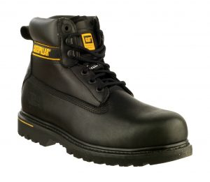 Caterpillar Safety Boots Holton S3 (Black)