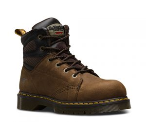 Dr Martens Fairleigh Safety Boots (Brown)