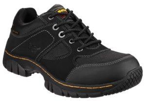 Dr Martens Gunaldo Safety Shoes (Black)