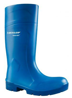 Dunlop Foodpro Multigrip Safety Wellingtons (Blue)