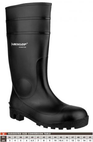 Dunlop Protomastor Full Safety (Black)