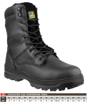 Amblers Safety Boots FS008 (Black)