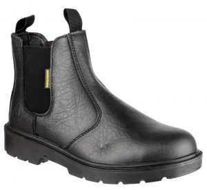 Amblers Safety Boots FS116 (Black)