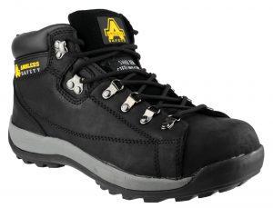Amblers Safety Boots FS123 (Black)
