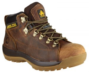 Amblers Safety Boots FS126 (Brown)