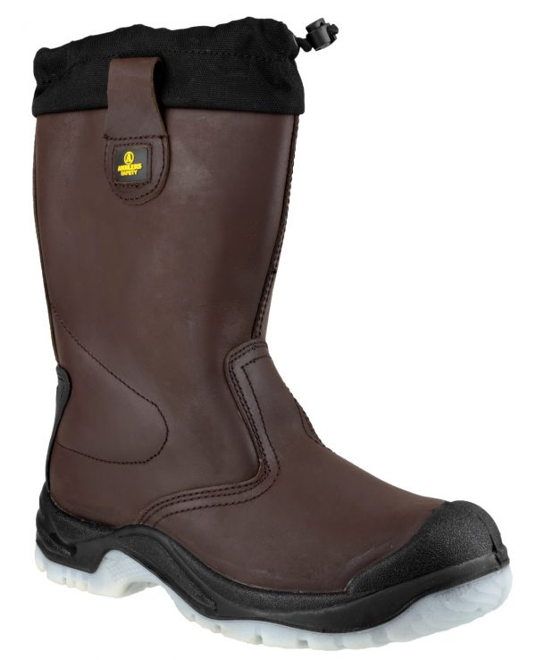 Amblers Safety Boots FS219 (Brown)