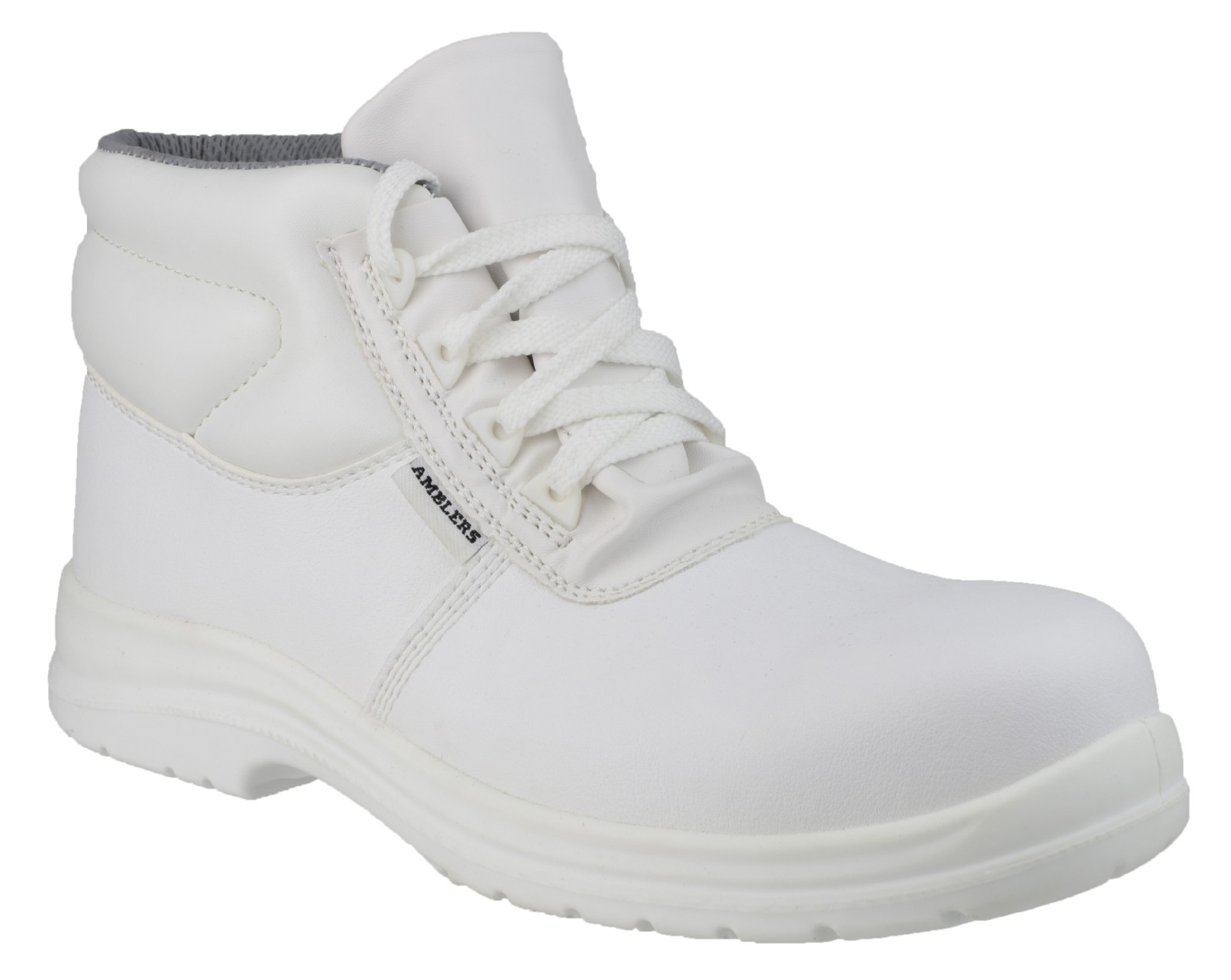 Amblers Safety FS513 S2 Boot (White)