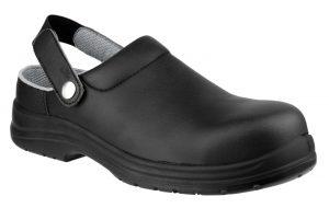 Amblers Safety FS514 Clog (Black)