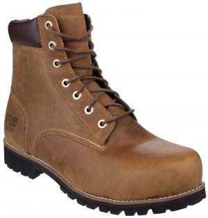 Timberland Pro Eagle Safety Boots (Brown)