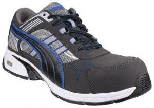 Puma Pace Blue 642590 Safety Shoes