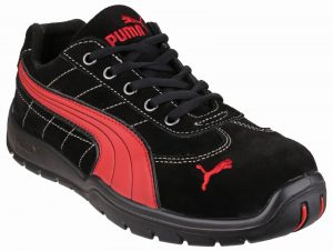 Puma Silverstone Low Safety Shoes 642630