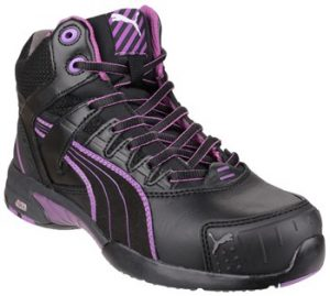 Puma Stepper Mid 630600 Womens Safety Boots