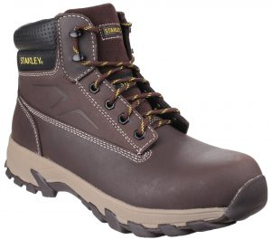Stanley Tradesman Safety Boots (Brown)