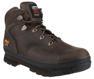 Timberland Euro Hiker 2G Safety Boots (Brown)