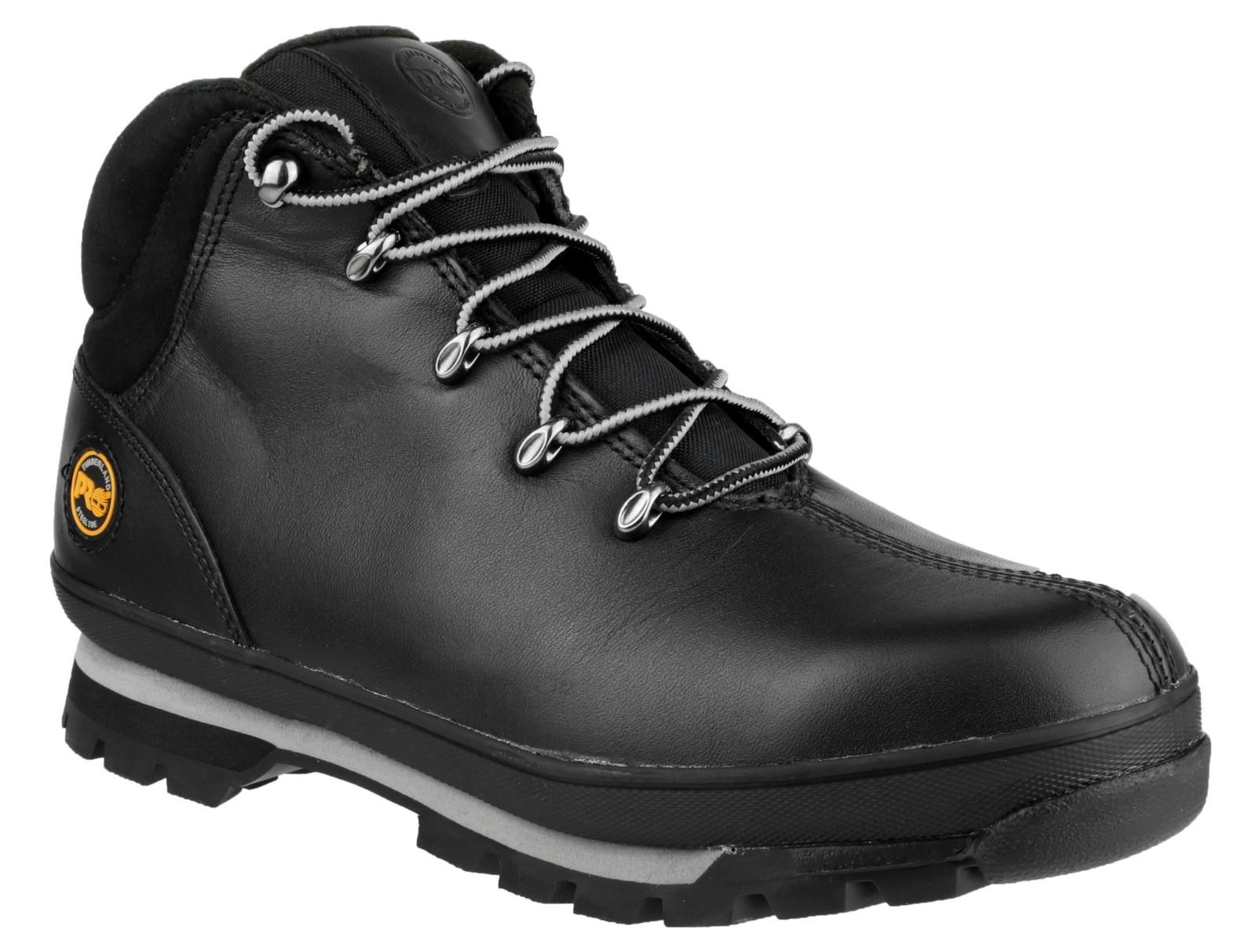 6a218287fa6 Timberland Splitrock Pro Safety Boots (Black)