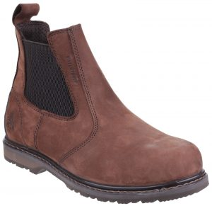 Amblers Safety Boots AS148 Sperrin (Brown)