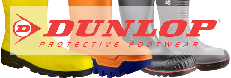 Dunlop Safety Boots & Safety Wellingtons