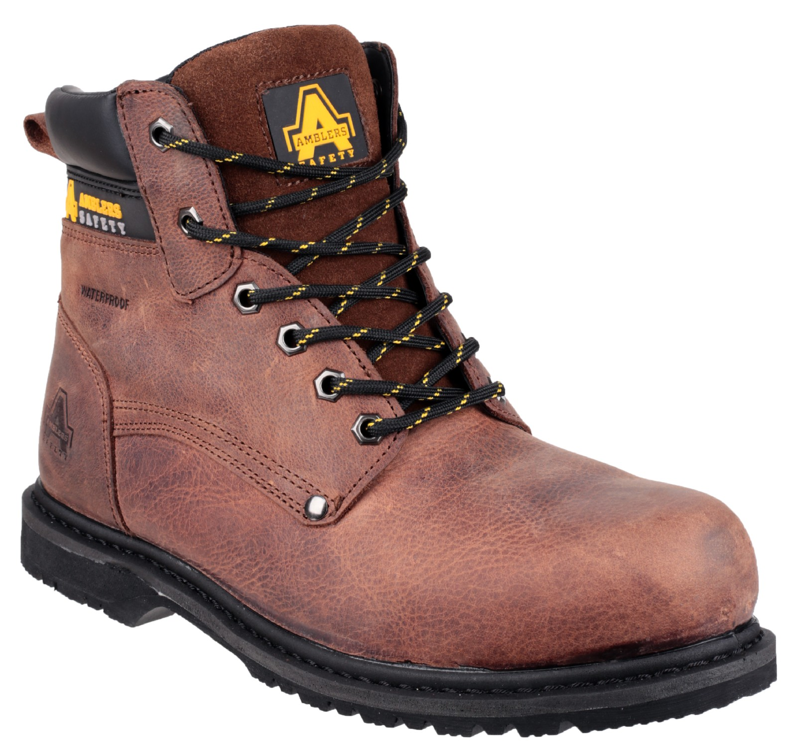 0b2070743ba Amblers Safety Boots FS145 (Brown)