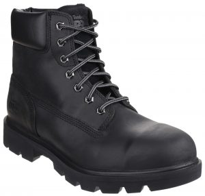 Timberland Sawhorse Safety Boots (Black)