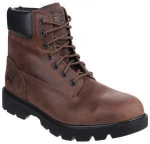 Timberland Sawhorse Safety Boots (Brown)