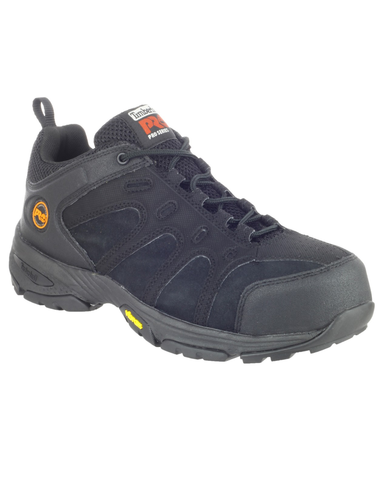 Timberland Wildcard Safety Shoes (Black) - Safety Boots R Us