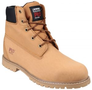 Timberland Waterville Ladies Safety Boots (Nubuck)