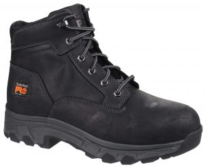 Timberland Workstead Lace Safety Boots (Black)