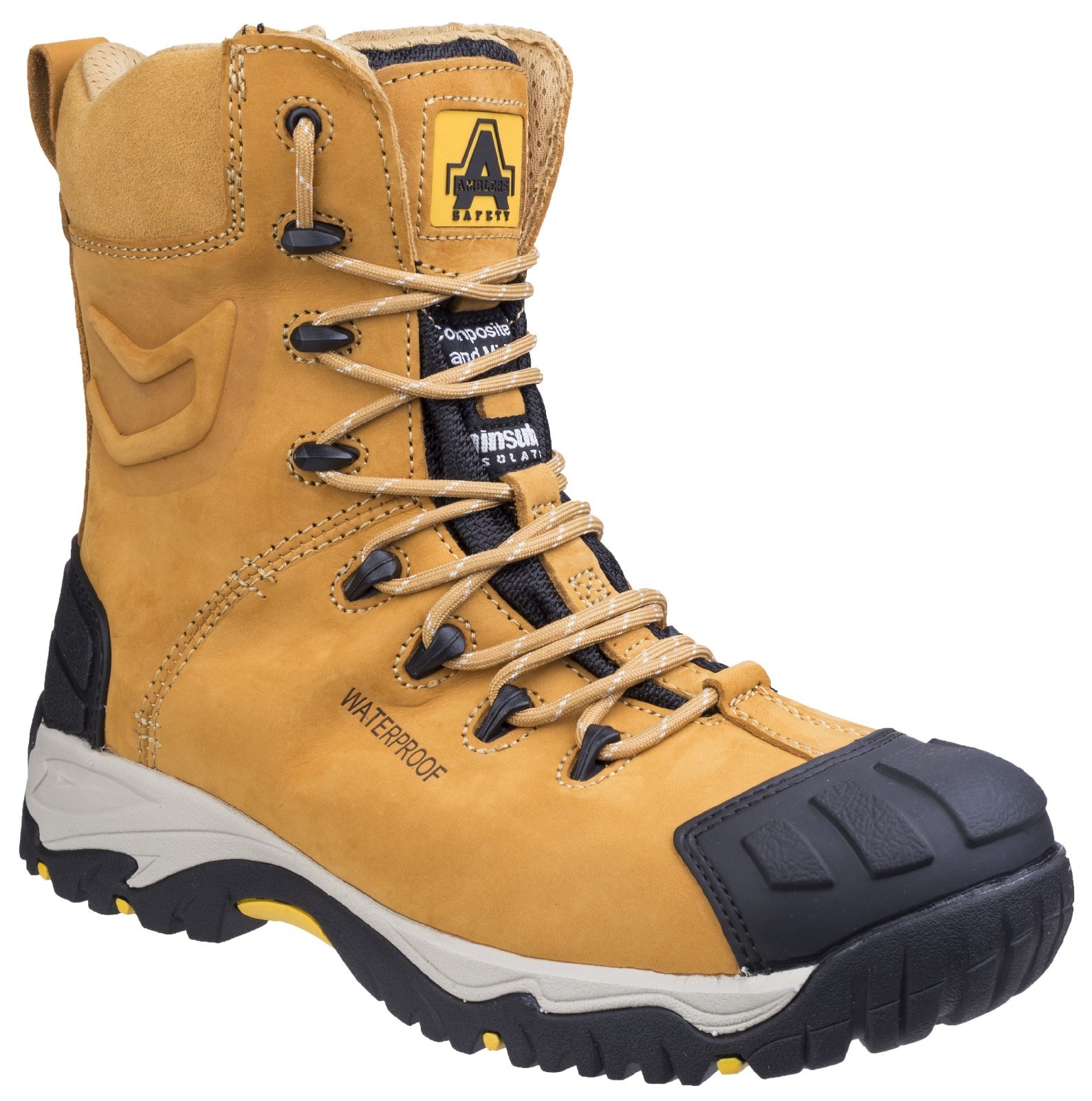 amblers safety boots for women