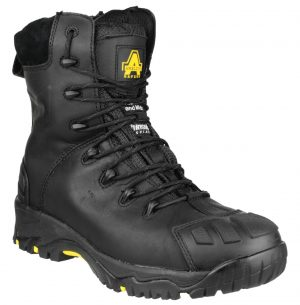 Footsure Safety Boots FS999 (Black)